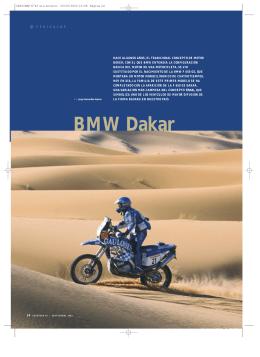 BMW Dakar