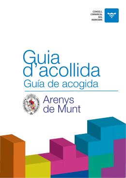 abril 2014 - Ajuntament d`Arenys de Munt