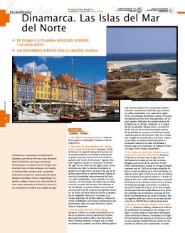 Dinamarca. Las Islas del Mar del Norte
