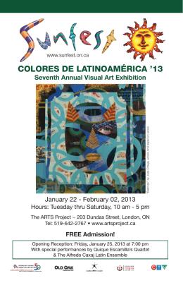 colores de latinomerica 2013 program proof