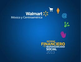 Informe - Walmart México y Centroamérica