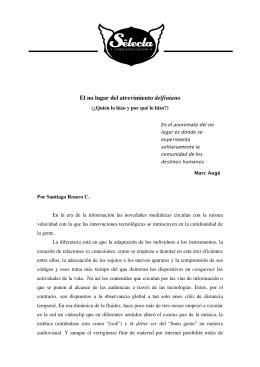 descargar pdf con texto completo - La Selecta, arte contemporaneo