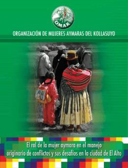 OMAK: El rol de la mujer aymara en el manejo originario de