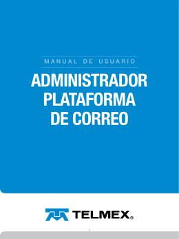 ADMINISTRADOR PLATAFORMA DE CORREO