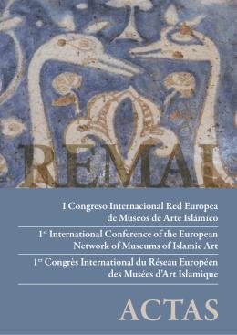 I Congreso Internacional Red Europea de Museos de Arte Islámico