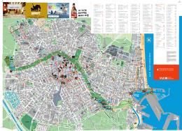 Plano general de Valencia