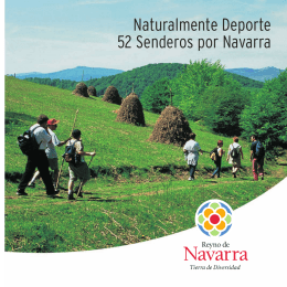 Senderos 1-6.qxp - Turismo Navarra