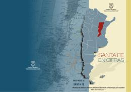 Santa Fe en Cifras - Gobierno de Santa Fe