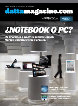 Julio 2011 - DattaMagazine