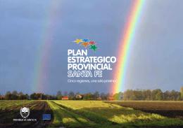 Plan Estratégico Provincial