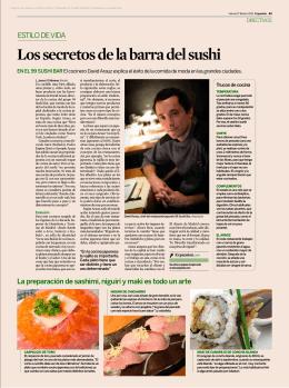 Expansión - 99 Sushi Bar