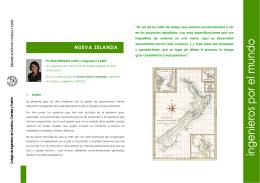 NUEVA ZELANDA - Colegio de Ingenieros de Caminos, Canales y
