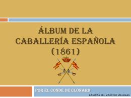 Álbum de la Caballería española