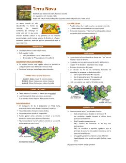Descargar instrucciones de Terra Nova en pdf