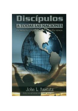 Discipulos a las naciones