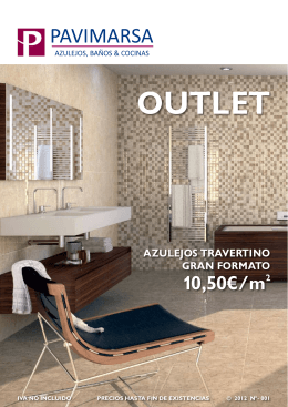 OUTLET - Pavimarsa
