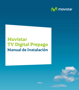 Movistar TV Digital Prepago