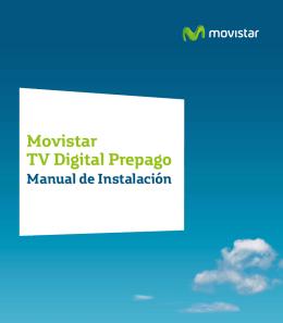 Movistar TV Digital Prepago