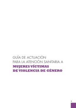 mujeres víctimas de violencia de género