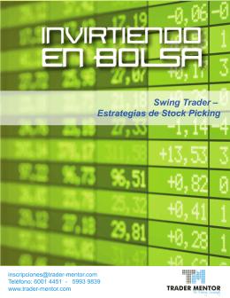 Swing Trader – Estrategias de Stock Picking