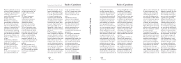 Ruido y Capitalismo Ruido y Capitalismo R uido y