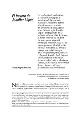 El trasero de Jennifer López