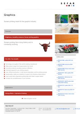 PDF Factsheet