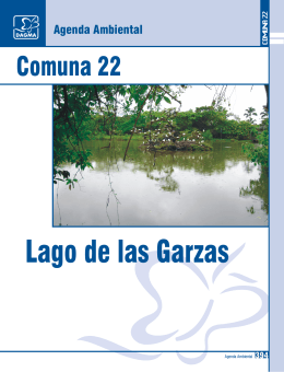 COMUNA 22 - CONSEJO AMBIENTAL DE CALI