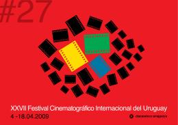 2009 Abril Catálogo 27º Festival