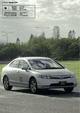 PDF - Honda Civic 1.8 LXS