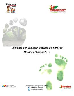 Caminata por San José, patrono de Maracay Maracay