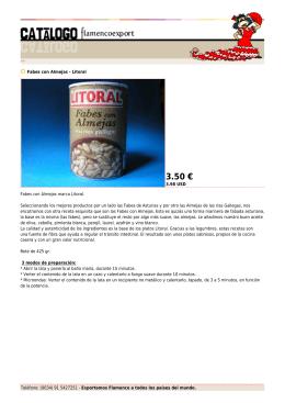 3.50 € - Flamenco Export