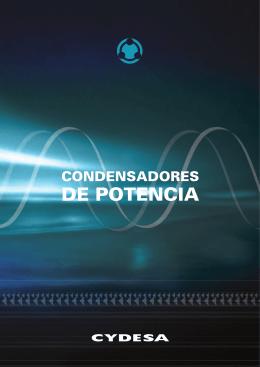 Catalogo Condensadores