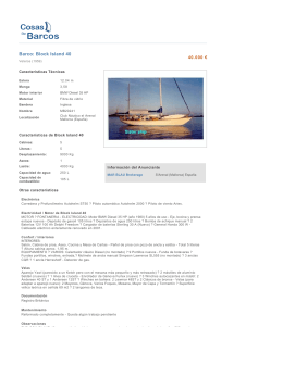 Barco: Block Island 40