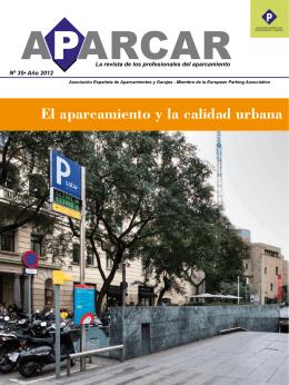 El aparcamiento y la calidad urbana