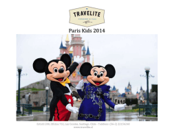 Paris Kids 2014