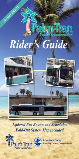 Route - Palm Beach County