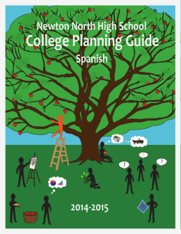 College Planning Guide - Newton Public Schools