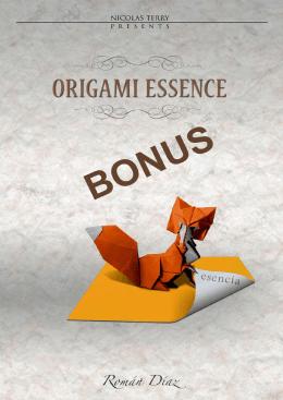 Partie 2 - Modulaire Origami art