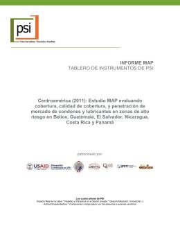 (2011): Estudio MAP evaluando cobertura, calidad de