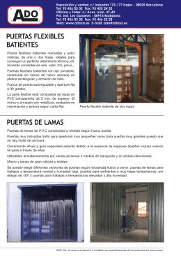 puertas flexibles batientes.qxd