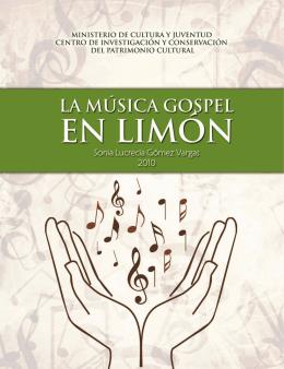 música gospel en limón