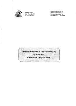 Año 2007 - RTVE.es