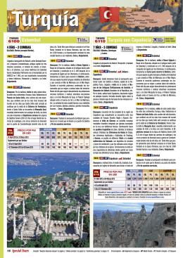Turquía - Special Tours