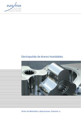 PDF: Electropulido de Aceros Inoxidables
