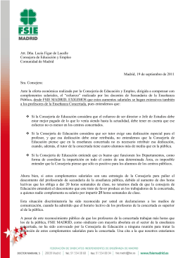 Carta a Lucía Figar.