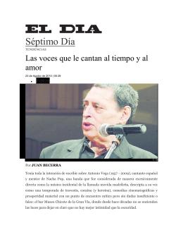 Diario El DIa - La Plata - Argentina