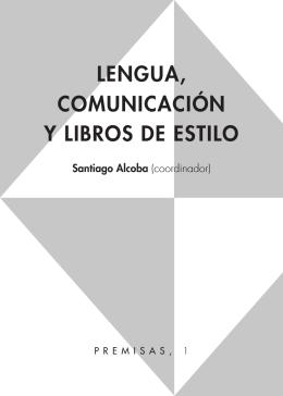 efeLENGUA, COMUNICACIÓN Y LIBROS DE ESTILO
