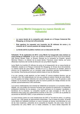 NP Apertura Valladolid