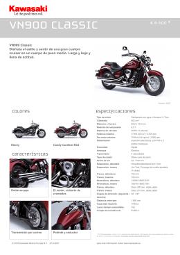 VN900 Classic - Maraudercustom
